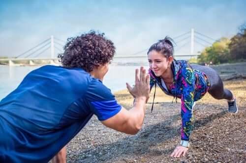 Çiftler İçin Egzersiz Rutinleri