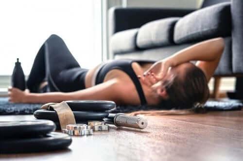 Fazla Egzersiz Yapıyor Olabilir Misiniz?