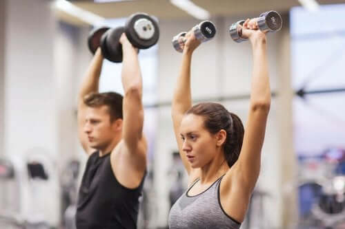Omuzlar İçin Ağırlık Egzersizleri