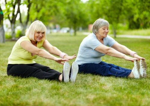 Yaşlanmanın Fiziksel Durum Üzerindeki Etkisi