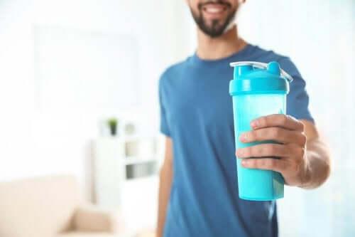 Egzersiz Sonrası Alınması Faydalı Olan İki Takviye