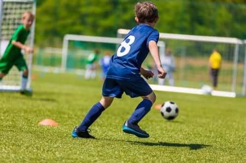 Çocuklara Yönelik Temel Futbol Bilgileri