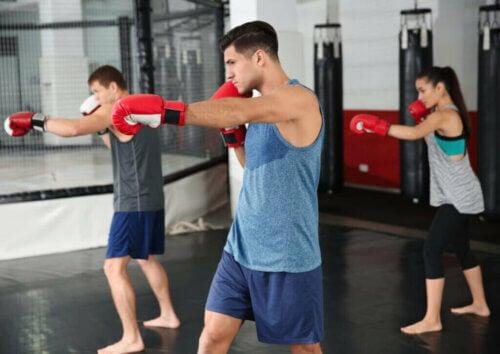 Body Combat Seansı Sırasında Kaç Kalori Yakılır?