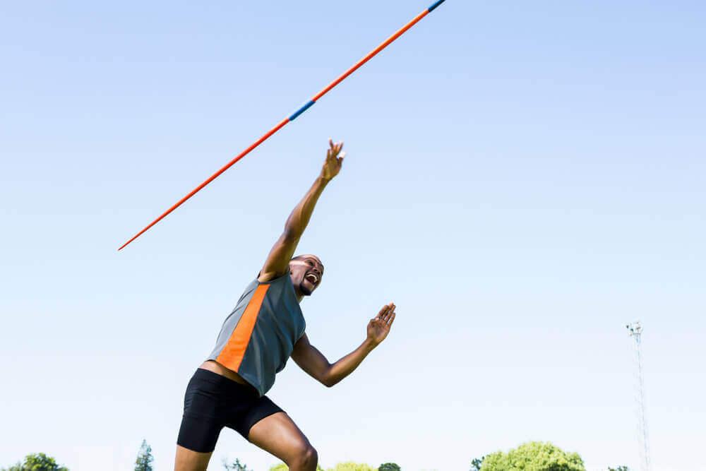 Atletizm yarışmaları içerisinde en ilgi çekicilerden biri de cirit.