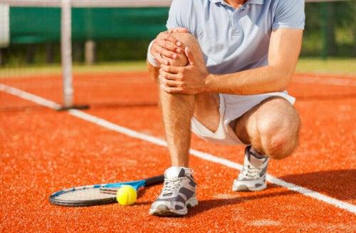 Sporda Diz Sakatlıkları