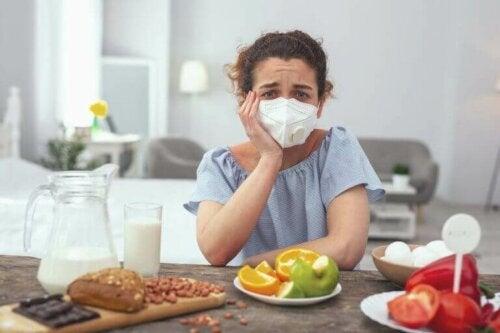 Gıda Alerjileri ve İntoleransları Arasındaki Fark