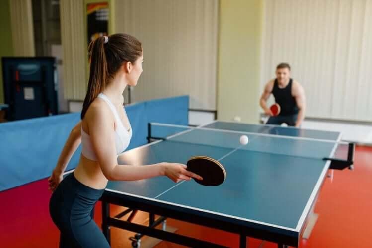 Bir Spor Olarak Masa Tenisi