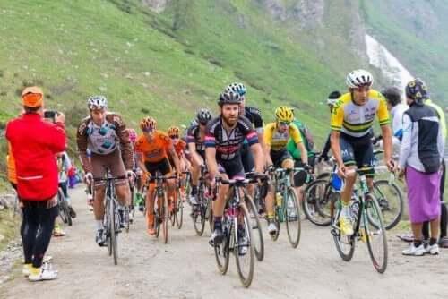 Bisiklet Yarışlarındaki Üç Büyük Tur