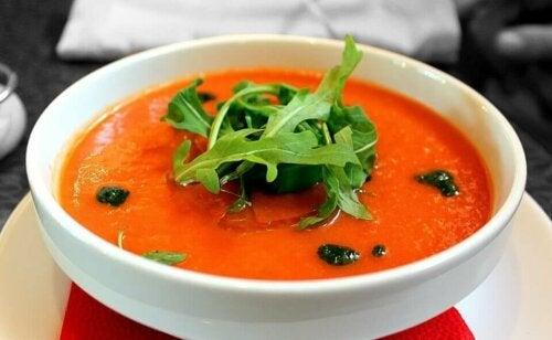 endülüs gazpacho