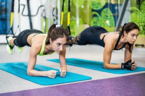 Karın Kasları İçin TRX ile Süspansiyon Egzersizleri