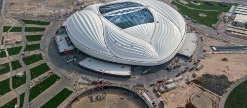 Al Janoub Stadyumu.