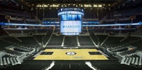 Barclays Merkezi.
