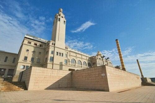Montjuïc Enstalasyonları Müzesi.