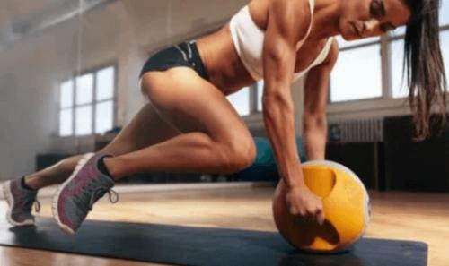 Core Bölgesi Egzersizleri