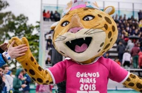olimpiyat maskotu kaplan