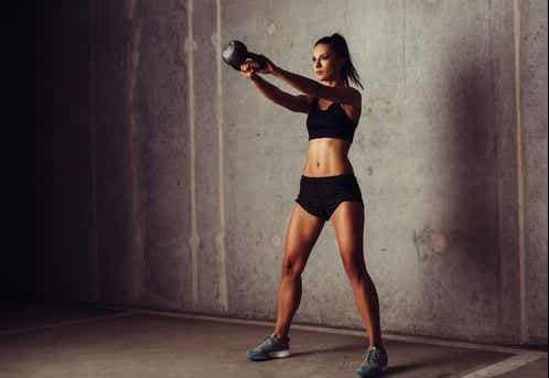 CrossFit routine: here is your WOD