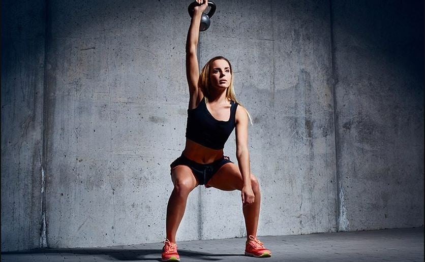 crossfit exercise well-being
