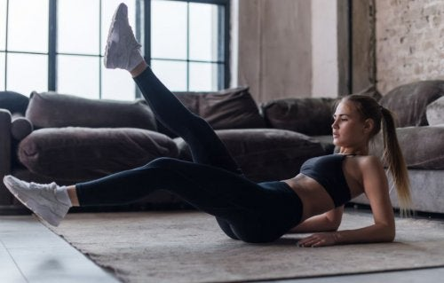 Four Effective Home Workouts For Weight Loss
