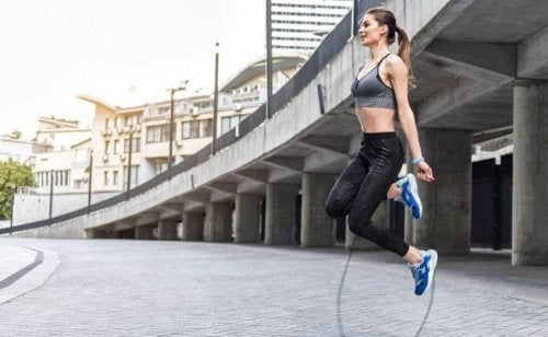 jump rope benefits healthy body
