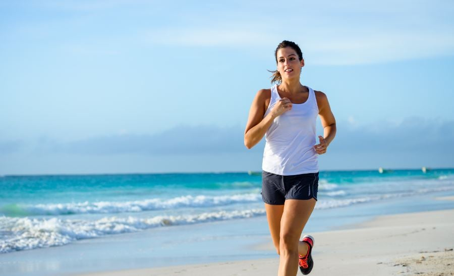 Seven Incredible Benefits of Beach Running