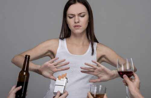 Five Bad Habits for Your Body