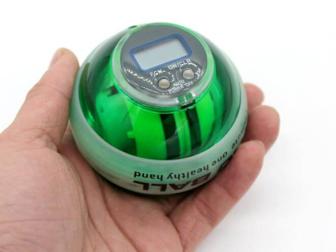 Benefits of Powerball Gyroscope