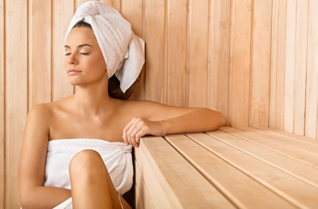 Six Health Benefits of a Sauna