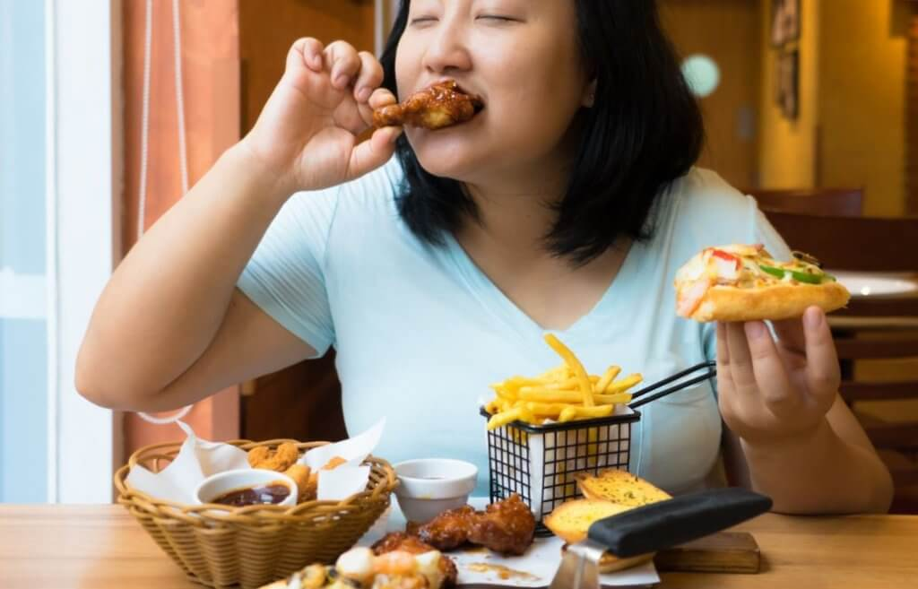 Countries with the Worst Diets