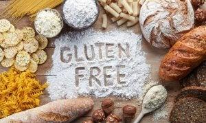 Gluten-free breads.