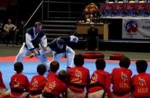 Championship of Hapkido.