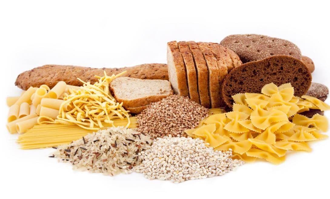Various carbohyrates