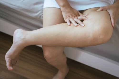 Eliminating Water Retention in the Legs and Abdomen