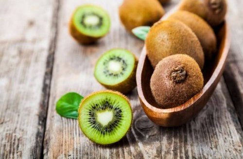 Kiwis constipation