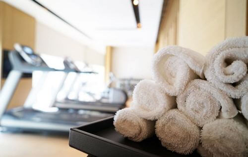The Most Common Gym Bacteria