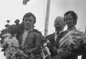 Angel Nieto winning championship.