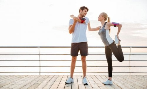 The Best Benefits of Doing Sports With A Partner