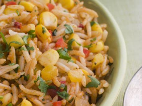 Yamani rice wok recipe