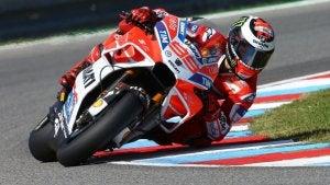 Spanish MotoGP Riders: Jorge Lorenzo.