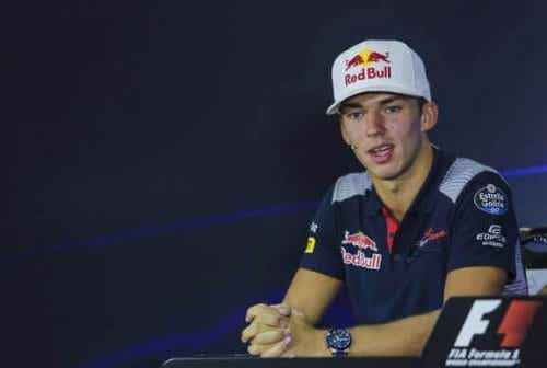 See The Exciting Formula One Talent Pool