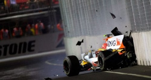 The Most Surreal Accidents in Formula One