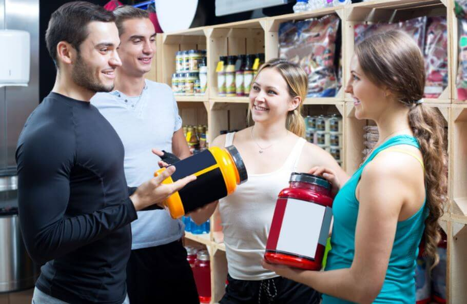 Three Essential Supplements for Your Physical Development