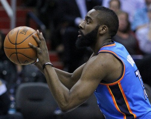 James Harden has been able to score over 50 points in a match.