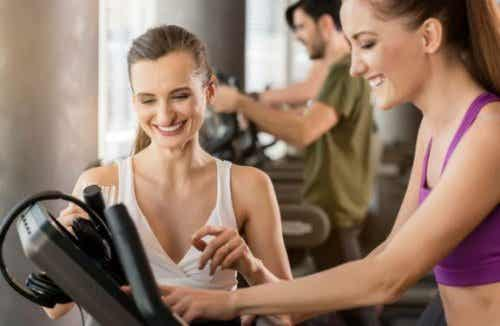 Gym Routine for Beginners