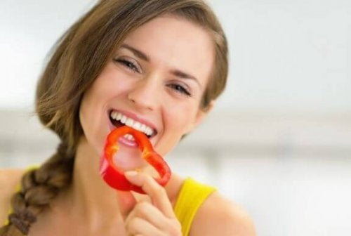 Six Amazing Health Benefits of Bell Peppers