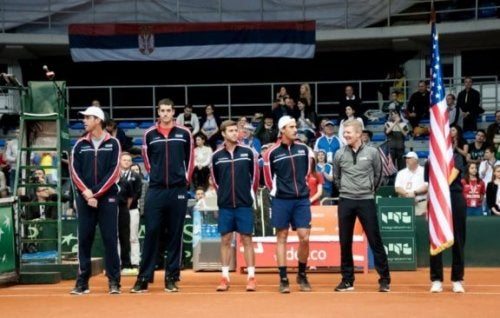 The Evolution of the Davis Cup Tournament