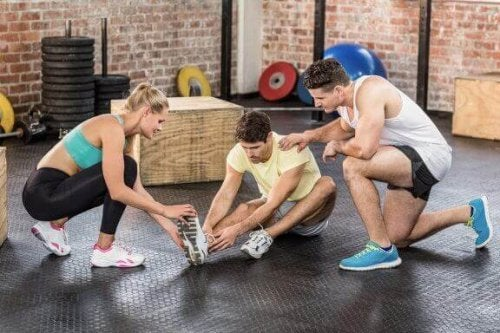 How to Deal with an Injury in CrossFit?
