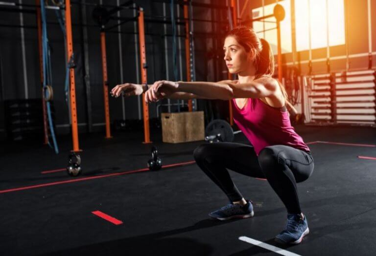 6 Leg and Glutes Exercises that Don't Require Any Equipment