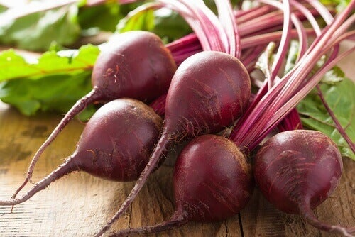 Beetroot is a great food for athletes