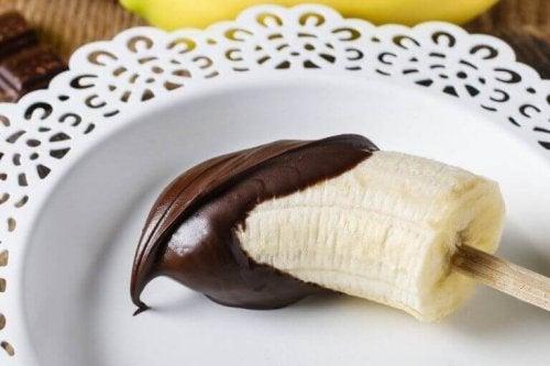 Chocolate banana dessert recipes