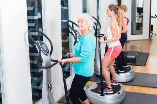 Vibration Exercises: The New Workout Technique